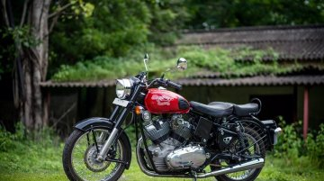 Carberry Double Barrel 1000 (Twin-cylinder Royal Enfield motorcycle) launched in India