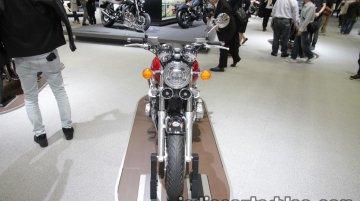 Honda CB1100 EX at 2017 Tokyo Motor Show