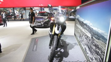 Honda CRF 250 Rally at 2017 Tokyo Motor Show