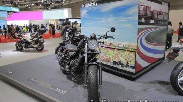 Honda Rebel 250 Custom Concept at 2017 Tokyo Motor Show