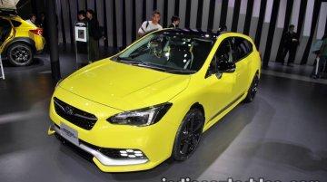 Subaru Impreza Future Sport & Subaru XV Fun Adventure Concept at 2017 Tokyo Motor Show - Live