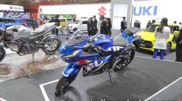Suzuki GSX-R125 & Suzuki GSX250R at the 2017 Tokyo Motor Show - Live