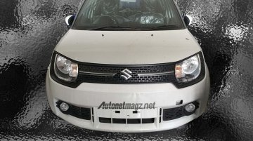 Suzuki Ignis Comfort & Suzuki Ignis Luxury variants exported from India