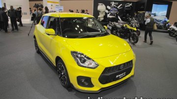 2018 Maruti Swift Sport