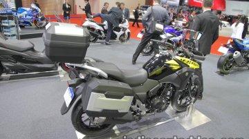 Suzuki V-Strom 250 at 2017 Tokyo Motor Show