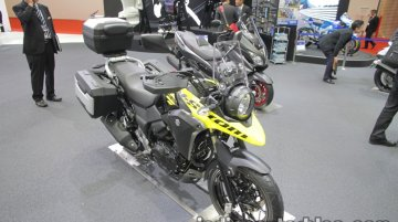250 cc Suzuki ADV to be launched in India - Report