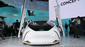 Toyota Concept-i at 2017 Tokyo Motor Show