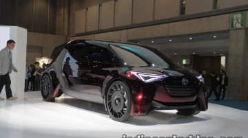 Toyota Fine-Comfort Ride Concept at the 2017 Tokyo Motor Show - Live