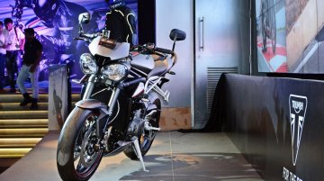Triumph Street Triple RS launched in India at INR 10.55 lakhs