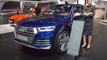 2017 Audi SQ5 at 2017 Dubai Motor Show
