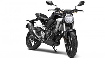 Honda CB300R India bookings commence