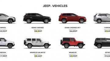 2018 Jeep Wrangler Unlimited to start at $30,445, equipment list leaked - Report