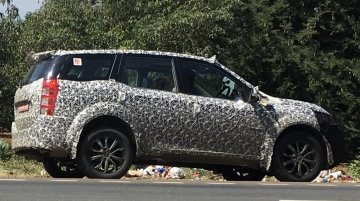 2018 Mahindra XUV500 (facelift) launch expected in early 2018 - Report
