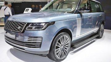 2018 Range Rover (Facelift) showcased at 2017 Dubai Motor Show
