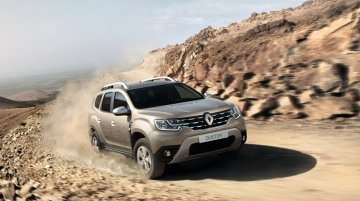 India-bound 2018 Renault Duster unveiled