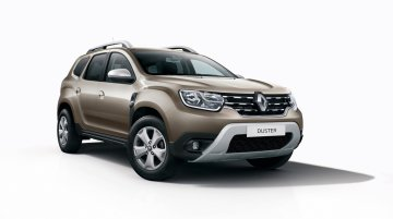 India-bound 2018 Renault Duster goes on sale in the Middle East