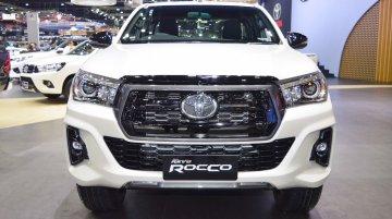 2018 Toyota Hilux Revo Rocco at Thai Motor Expo