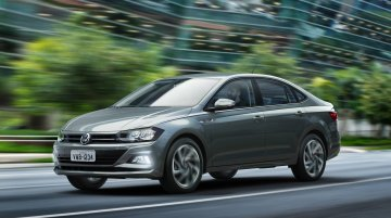 2018 VW Virtus (Polo-based sedan) launched in Brazil
