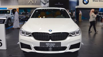 Accessorised BMW 6 Series GT showcased at the 2017 Dubai Motor Show