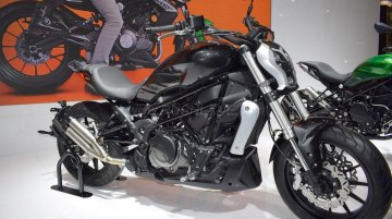 Benelli 402S makes its debut at 2017 EICMA show
