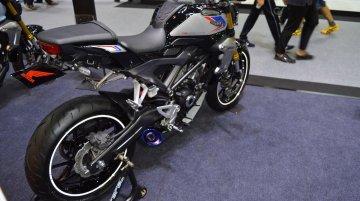 Honda CB150R ExMotion HRC Edition at 2017 Thai Motor Expo