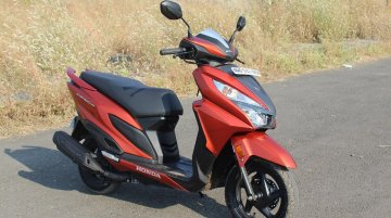 Honda Grazia crosses 50,000 unit sales in 2.5 months