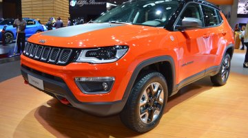Jeep Compass Trailhawk to launch in India in early 2019 - Report