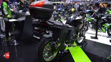 Kawasaki Versys-X 300 Camo Edition at 2017 Thai Motor Expo