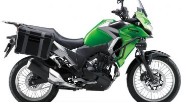 Kawasaki Versys-X 300 registers 2 unit sales in 4 months - Report