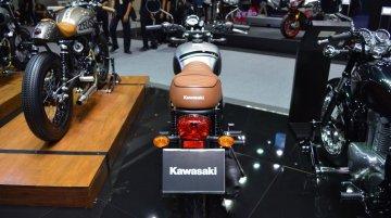 Kawasaki W175 SE at 2017 Thai Motor Expo
