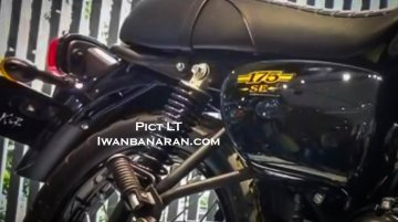 Kawasaki W175 SE