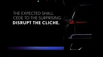 Lexus teases Lexus NX in India ahead of 17 November launch