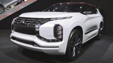 Mitsubishi Ground Tourer PHEV Concept at Thai Motor Expo 2017