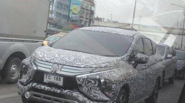 Mitsubishi Xpander reaches Thailand for local testing