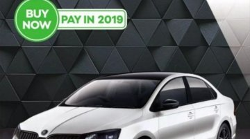 Skoda Rapid Monte Carlo to be reintroduced as Skoda Rapid Edition X