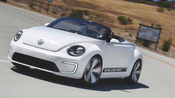 Next-gen VW Beetle to have electric powertrain, RWD layout - Report