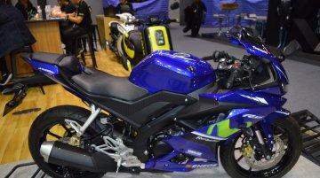 Yamaha R15 v3.0 at 2017 Thai Motor Expo