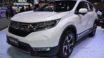 2017 Honda CR-V diesel 2017 Thai Motor Expo - Live