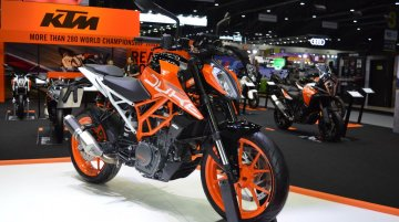 KTM 490 Duke to mount a ~60 BHP engine - Report