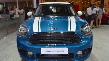Second-gen MINI Countryman India launch at Auto Expo 2018