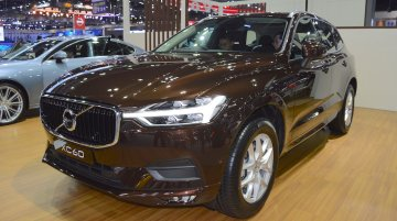 Volvo XC60 at 2017 Thai Motor Expo - Live