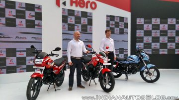 2018 Hero Passion Pro, Hero Passion XPro & Hero Super Splendor unveiled