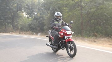 2018 Hero Super Splendor first ride review