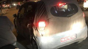 Hyundai AH2 (New Hyundai Santro) spotted testing