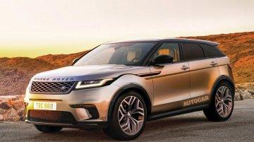 Second gen Range Rover Evoque to debut in October 2018 - Report