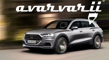Audi Q9 (BMW X7 rival) full-size SUV imagined - Rendering