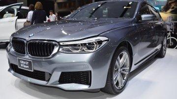 RHD BMW 6 Series GT at 2017 Thai Motor Expo - Live