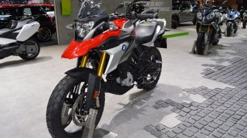 BMW G 310 GS to be showcased at 2018 Auto Expo - Report