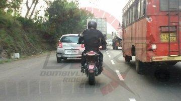 Benelli Leoncino spotted testing in Maharashtra