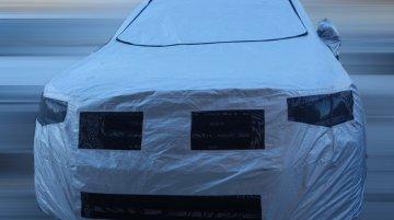 FAW-VW 2018 VW compact SUV - Image Gallery (Spy Shots)